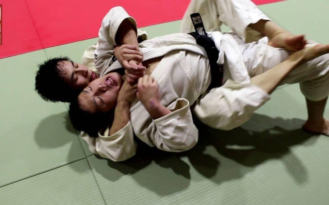 Kosen Judo, una variante más parecida al Jiu-Jitsu