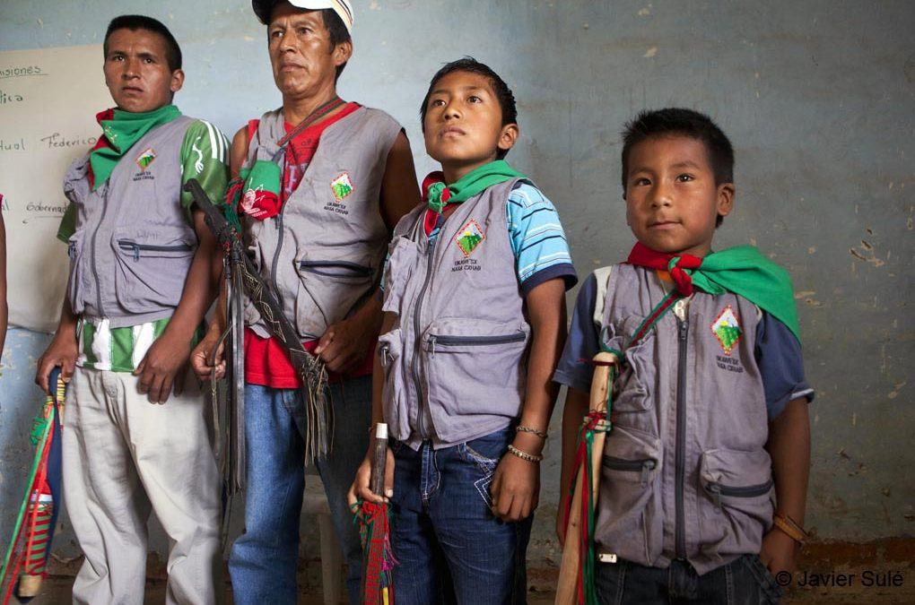 La Guardia Indígena, eficacia comunitaria en Colombia