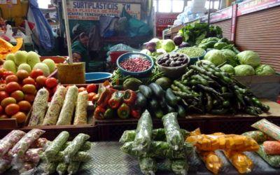 Una Lista de Super-Alimentos, Primera Parte