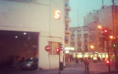 Trance literario madrileño
